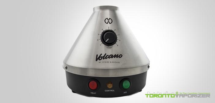 Classic Volcano Vaporizer Review