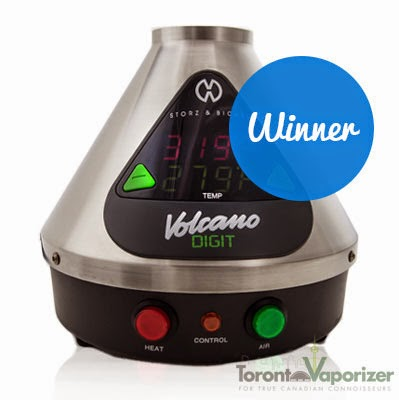 Volcano Vaporizer Wins the Showdown