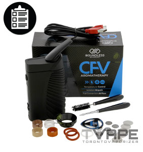 Overall Experience Of Boundless Cfv Vaporizer