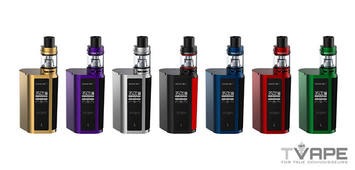 SMOK GX 2/4 color availability
