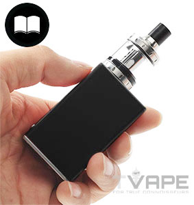 Aspire X30 Rover Kit In Hand