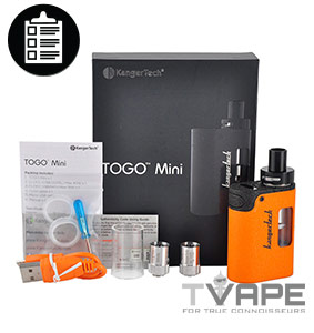 Kanger TOGO Full Kit