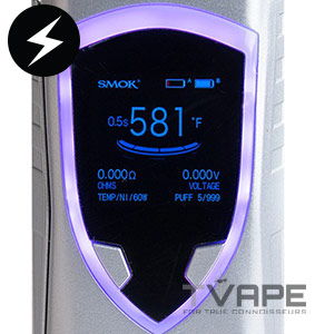 Smok Procolor Display