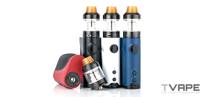 Innokin Kroma A Starter Kit In Different Colors
