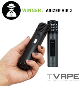 Arizer Air In Hand