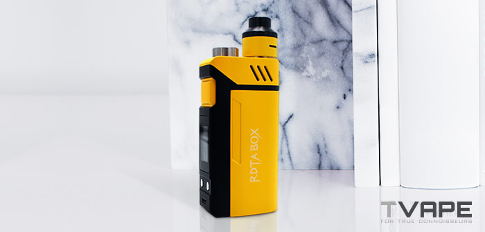 iJoy RDTA Box Review