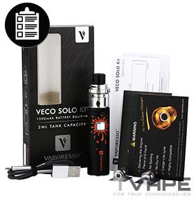 Vaporesso Veco Solo Full Kit
