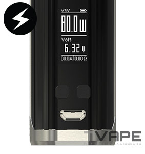Power Flexibility Of Wismec Sinuous P80