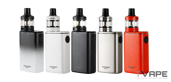 Joyetech Exceed Box colors