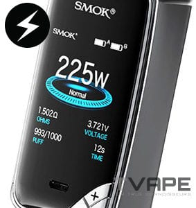 Smok X Priv power control
