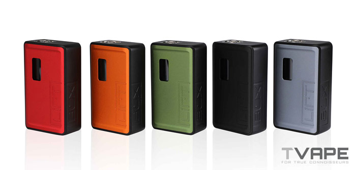 Innokin Liftbox available colors