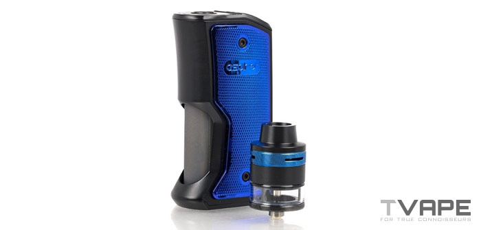 Aspire Feedlink Revvo mouth piece detached