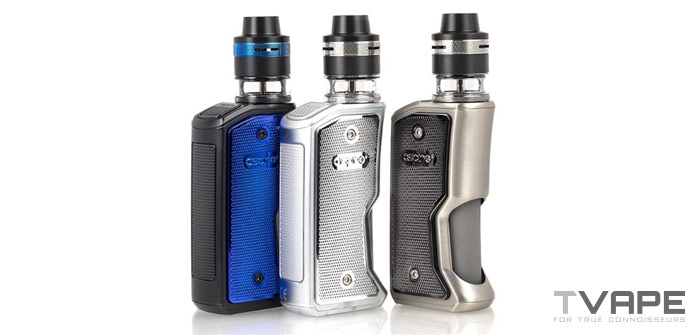 Aspire Feedlink Revvo available colors