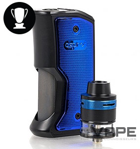 Aspire Feedlink Revvo front display
