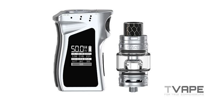 Smok Mag Baby mouth piece detached