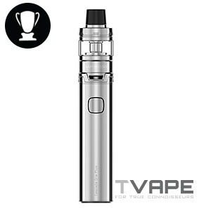 Vaporesso Cascade One front display