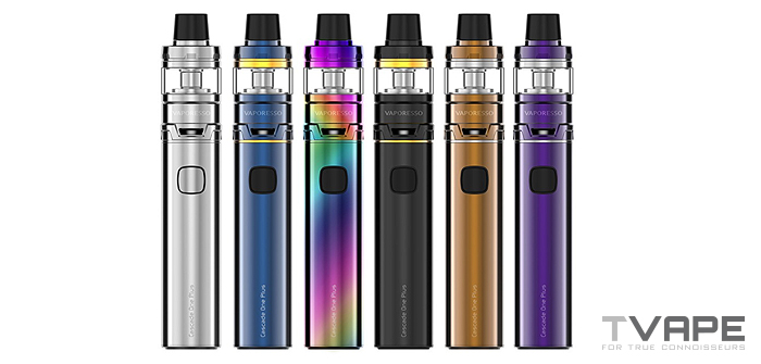 Vaporesso Cascade One available colors
