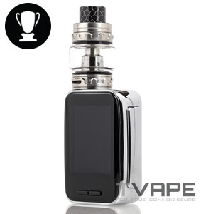 Smok X Priv Baby front display