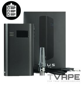 Zeus Smite Plus Vaporizer Full Kit