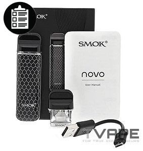 Smok Novo full kit