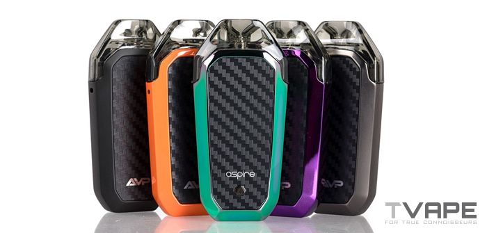 Aspire AVP AIO available colors