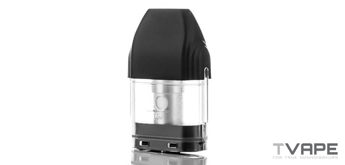 Uwell Caliburn mouth piece detached