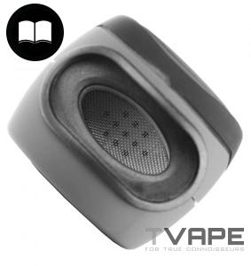 Airvape XS Go Vaporizer heating chamber