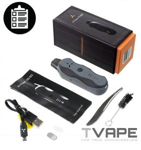 Airvape XS Go Vaporizer full kit