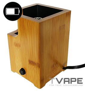 Ditanium vaporizer usb slot