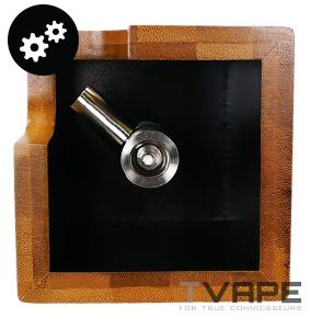 Ditanium vaporizer heating coils