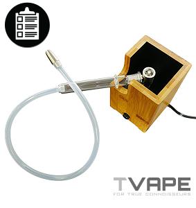 Ditanium vaporizer full kit