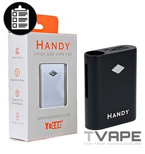 Yocan Handy vaporizer full kit