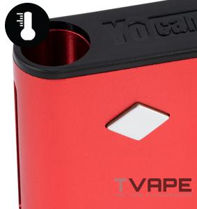 Yocan Handy vaporizer power control