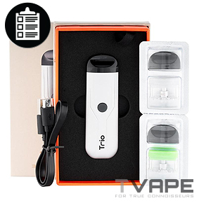 Yocan Trio vaporizer full kit