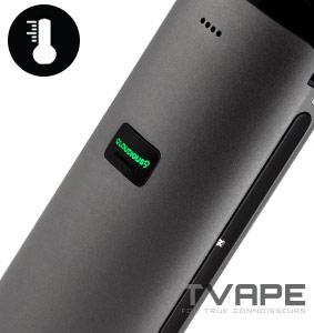 Cloudious9 Atomic9 vaporizer power control