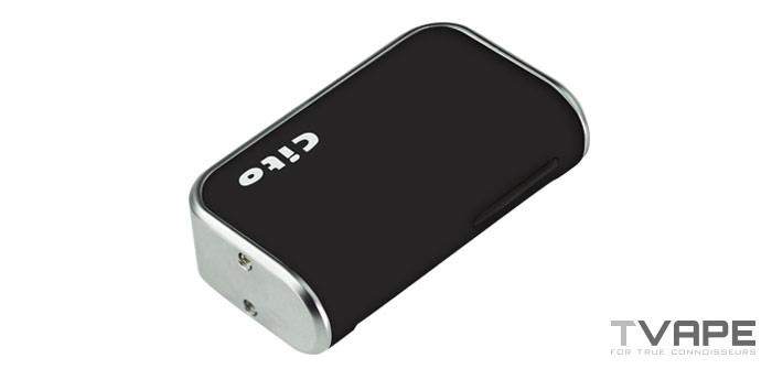 Oilax Cito vaporizer flat display