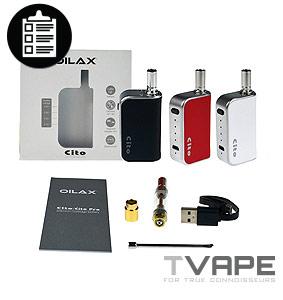 Oilax Cito vaporizer full kit