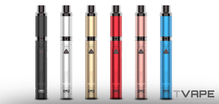 Yocan Armor vaporizer available colors