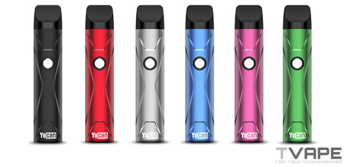 Yocan X available colors