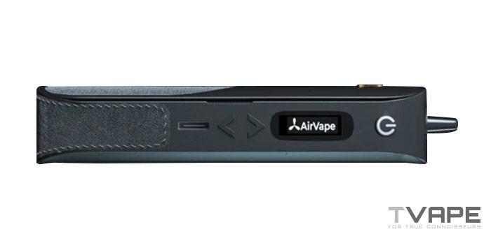 Airvape Legacy flat display