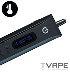 Airvape Legacy power control