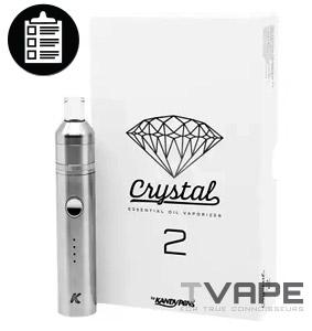 Kandypens Crystal 2 full kit
