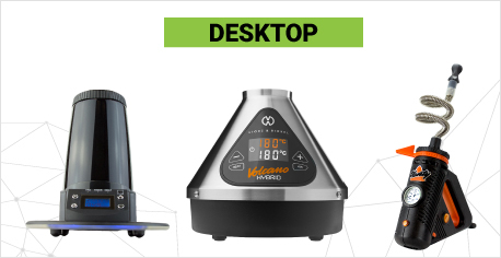 Desktop Vaporizers For Herbs