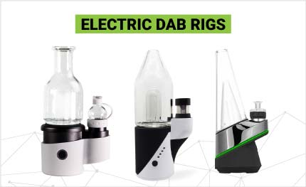 Electric Dab Rigs for Extracts