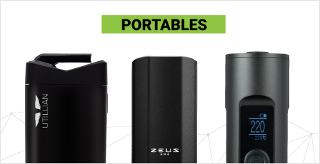 Portable Vaporizers for Herbs