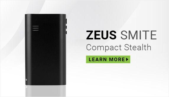 Zeus Smite Vaporizer