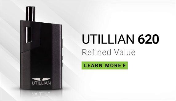 Utillian 620 vaporizer