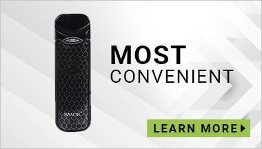 Most Convenient - Smok Nord Vape